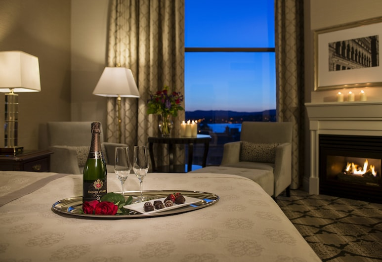 The Magnolia Hotel and Spa, Victoria, Diamond Harbour View, Guest Room