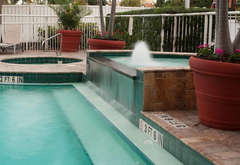 SpringHill Suites Marriott Ft Lauderdale Airport/Cruise Port, Dania Beach