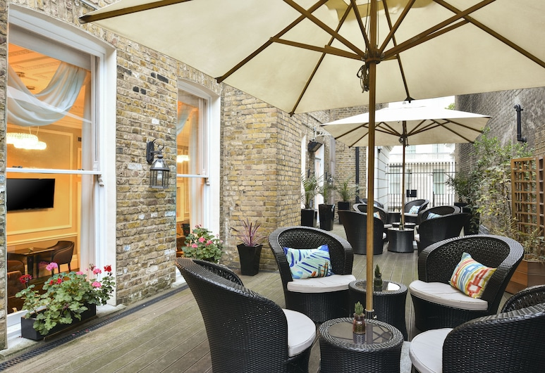 Fraser Suites Queens Gate, London, Terrasse/Patio