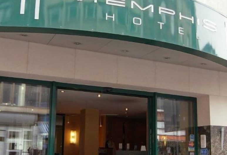 Memphis Hotel, Francoforte