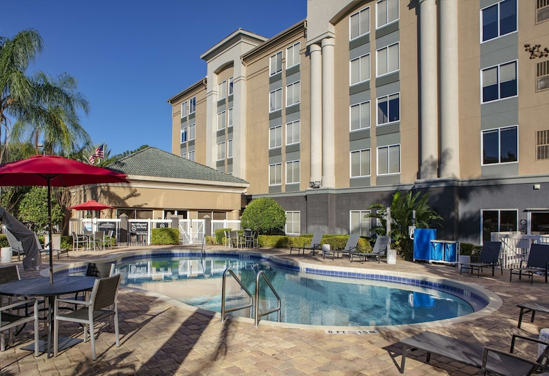 Hampton Inn Lake Buena Vista / Orlando, Orlando, Pool