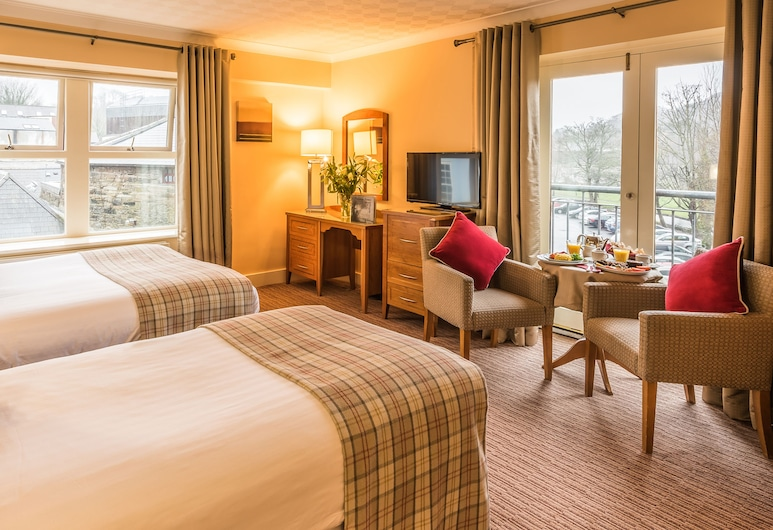 Clew Bay Hotel, Westport, Classic Twin Room, Guest Room