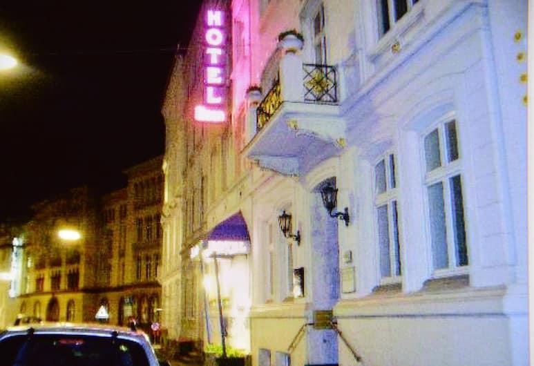 Steen's Hotel, Hamburk