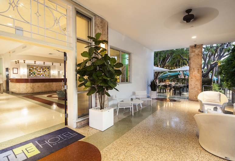 The Hotel of South Beach, Miami Beach, Hotel Entrance