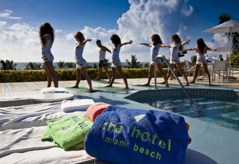 The Hotel of South Beach, Miami Beach, Yoga