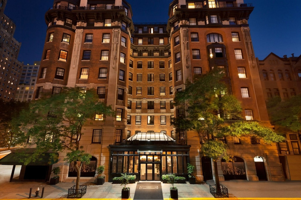 Hotel Belleclaire, New York