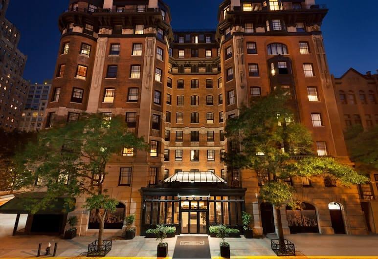 Hotel Belleclaire, New York, Porch