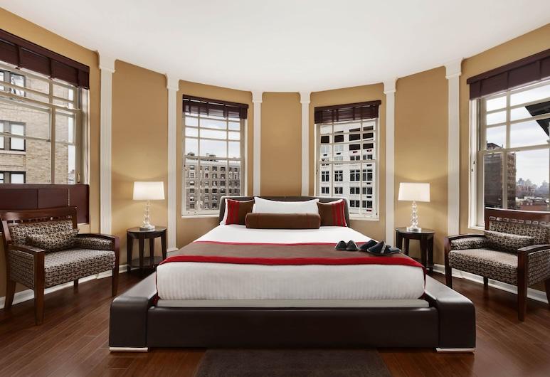 Hotel Belleclaire, New York, Izba, 1 extra veľké dvojlôžko (Broadway), Hosťovská izba
