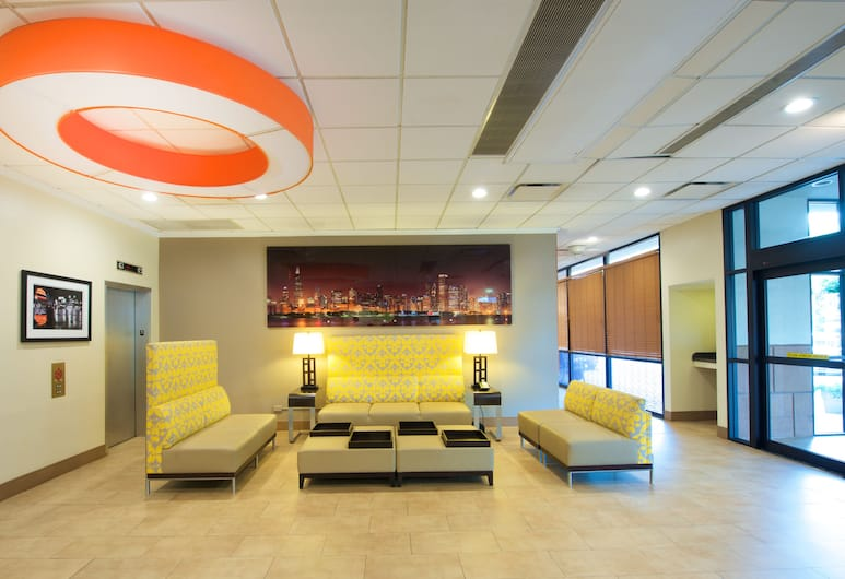 Holiday Inn & Suites Chicago - Downtown, Chicago, Hotelli interjöör