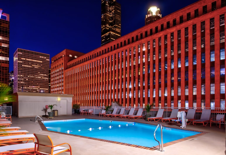 Holiday Inn & Suites Chicago - Downtown, Chicago, Pool