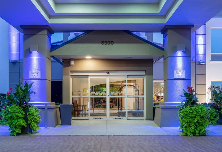 Holiday Inn Express Hotel & Suites Chicago-Midway Airport, Chicago, Sissepääs