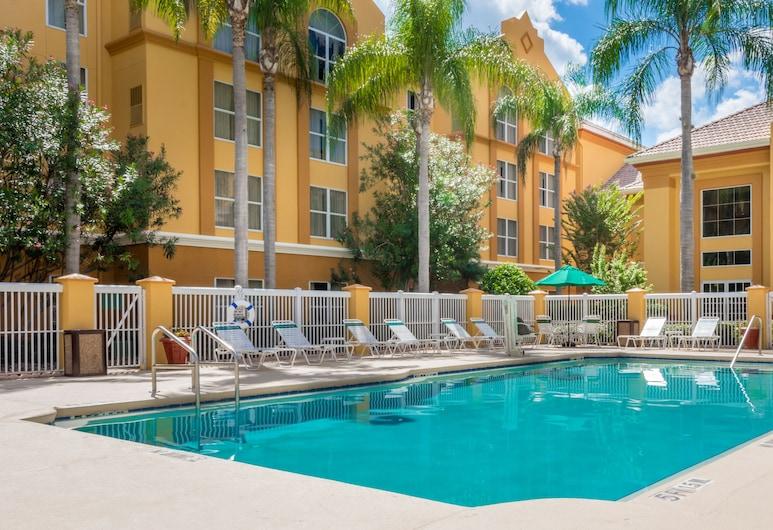 Quality Suites Lake Buena Vista, Orlando, Pool