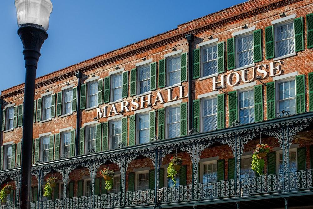 The Marshall House Savannah