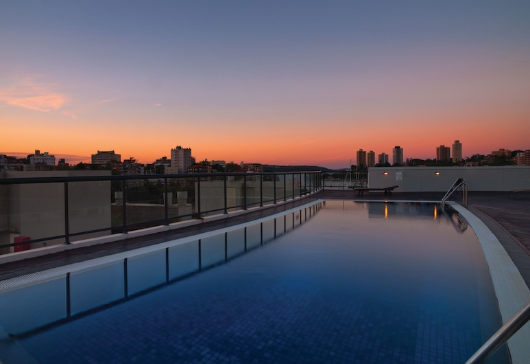Vibe Hotel Rushcutters Bay Sydney, Rushcutters Bay, Piscina al aire libre