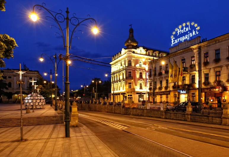 Hotel Europejski, Krakow