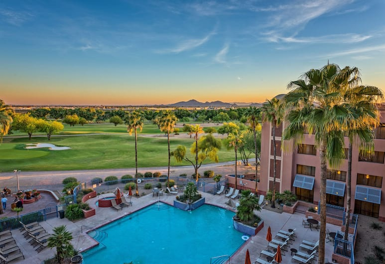 Scottsdale Marriott at McDowell Mountains, Scottsdale, Piscina