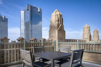 Nuotrauka: Courtyard by Marriott Fort Worth Downtown/Blackstone, Fort Vertas