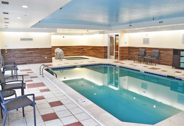 Fairfield Inn & Suites Denver Aurora/Medical Center, אורורה, מתקני כושר