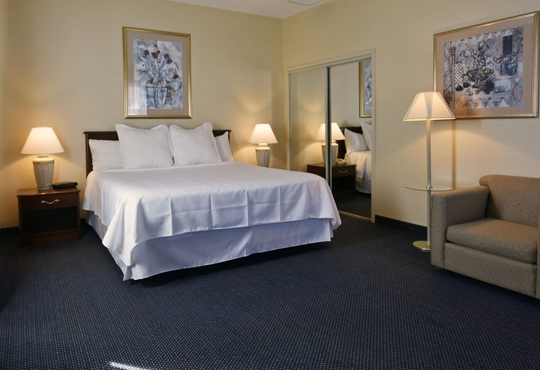 Maron Hotel And Suites, Danbury, Executive sviit, Tuba
