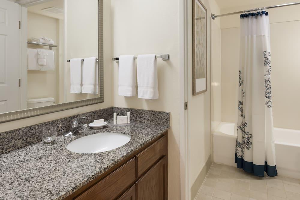 ห้องสวีท, 1 ห้องนอน, ปลอดบุหรี่ - ห้องน้ำ