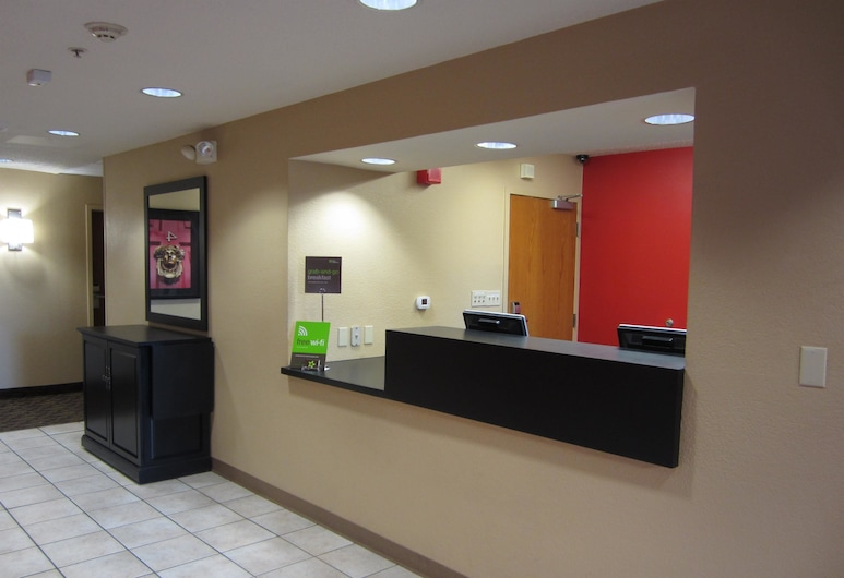 Extended Stay America Austin - Round Rock - North, Round Rock, Lobby