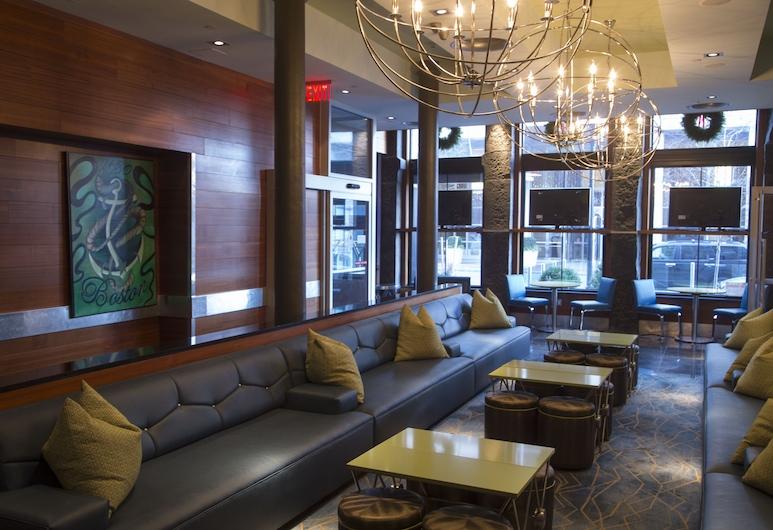 Harborside Inn Of Boston, Boston, Lobby Sitting Area