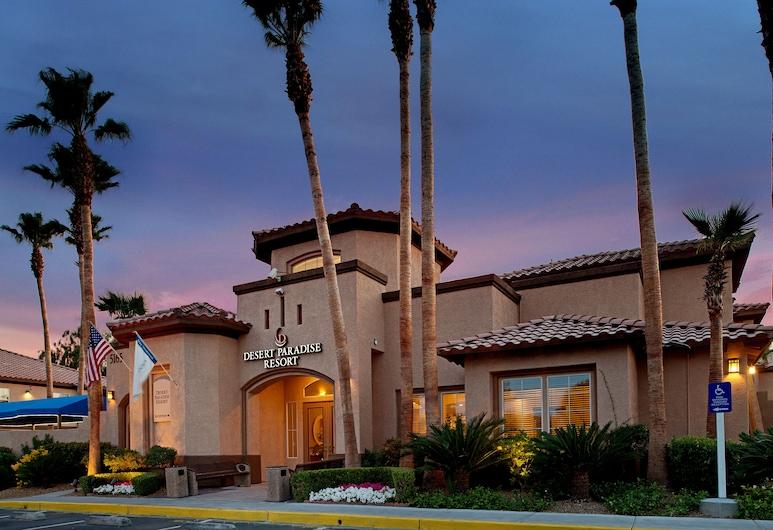 Desert Paradise Resort by Diamond Resorts, Las Vegas, Front of property