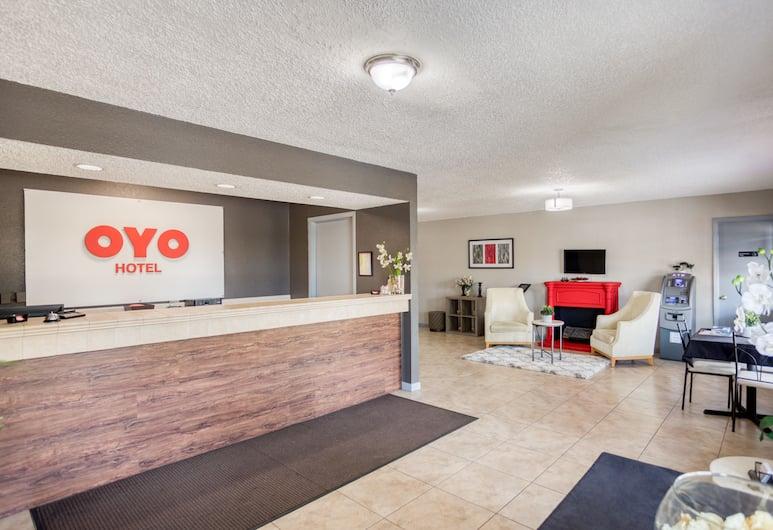 OYO Hotel Pompano Beach, Pompano Beach, Reģistratūra