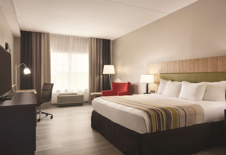 Country Inn & Suites by Radisson, Chattanooga-Lookout Mountain, Chattanooga, Suite, 1King-Bett, barrierefrei, Nichtraucher (1 King Bed), Zimmer