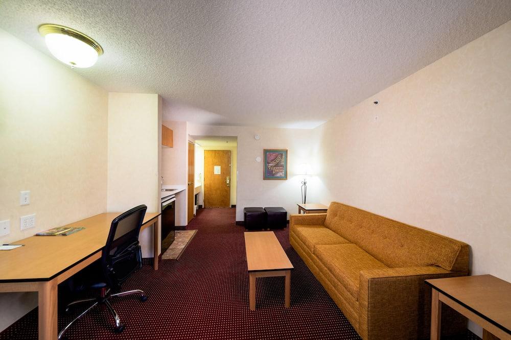 Suite, 1 cama King size, para no fumadores - Sala de estar