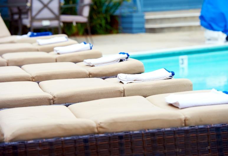 Highland Gardens Hotel, Los Angeles, Açık Yüzme Havuzu