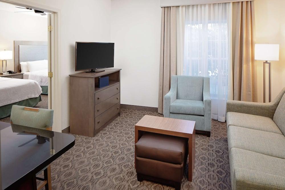 Номер-люкс, 1 спальня, для некурців - Послуги у номері