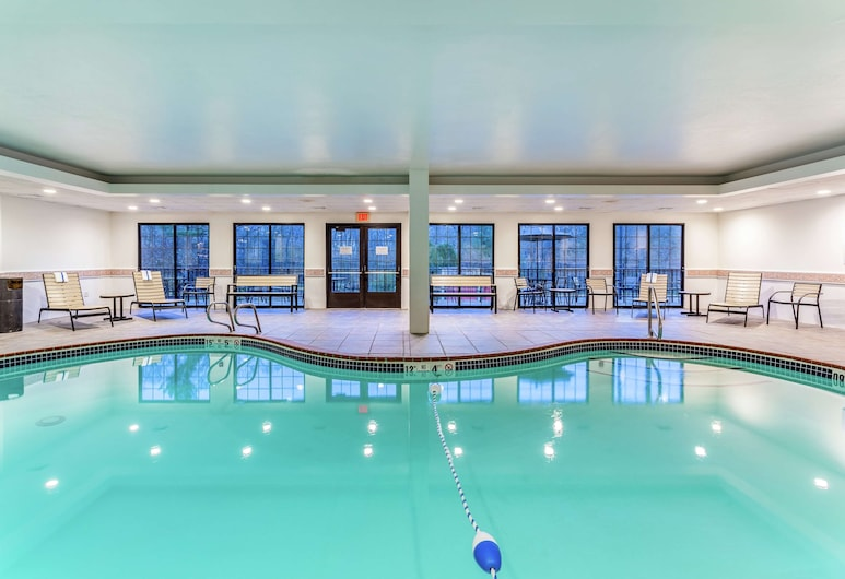 Hampton Inn Boston/Peabody, Peabody, Piscine