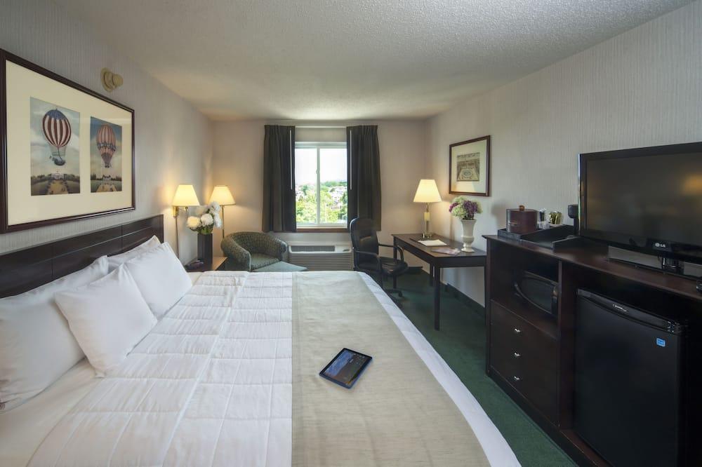 חדר סטנדרט, מיטת קינג - חדר אורחים