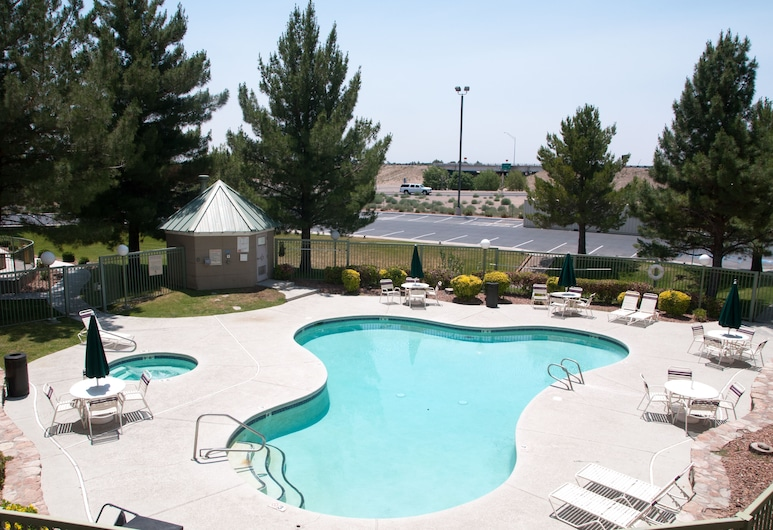 Springhill Suites By Marriott Las Cruces, Las Cruces, Outdoor Pool