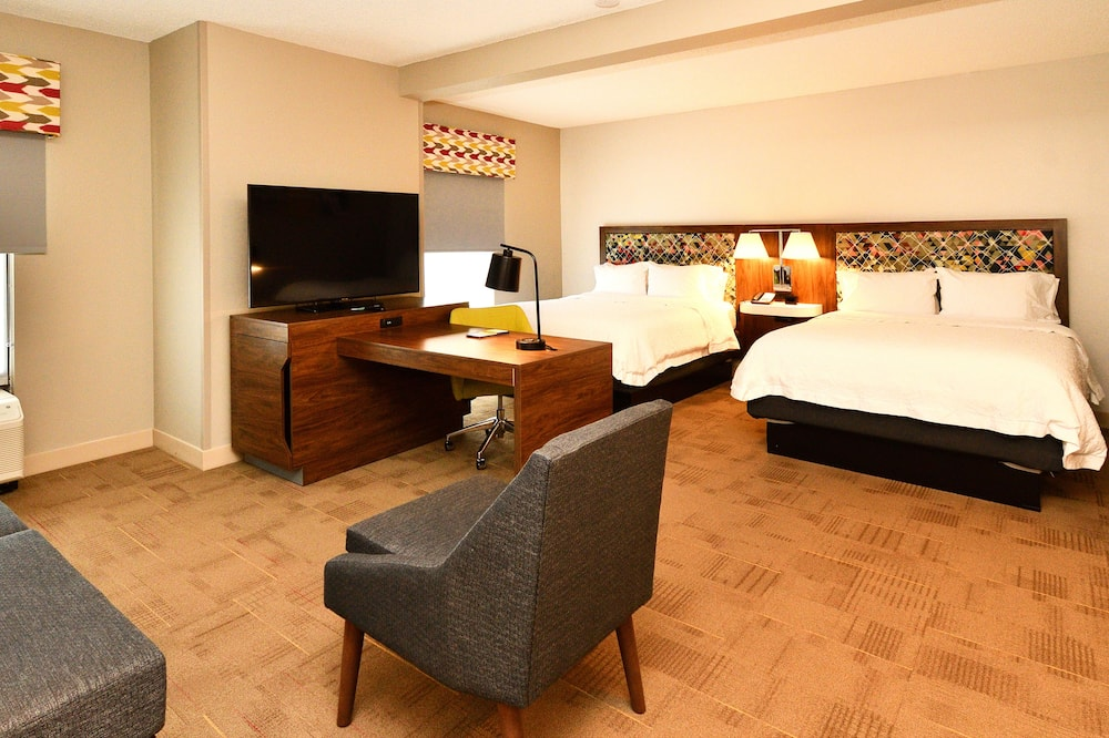 Apartmá, 2 dvojlůžka (180 cm), nekuřácký - Obývací prostor