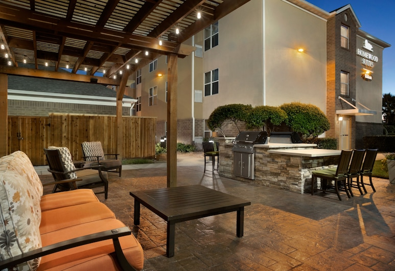Homewood Suites by Hilton Houston - Willowbrook Mall, יוסטון, מרפסת/פטיו