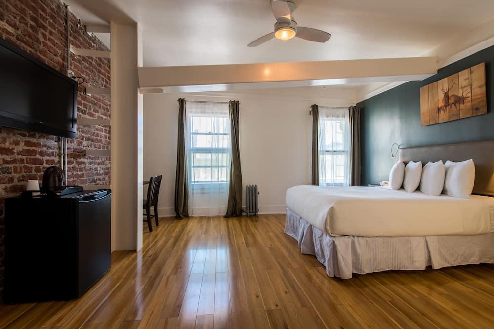 デラックス ルーム クイーンベッド 1 台 - 部屋