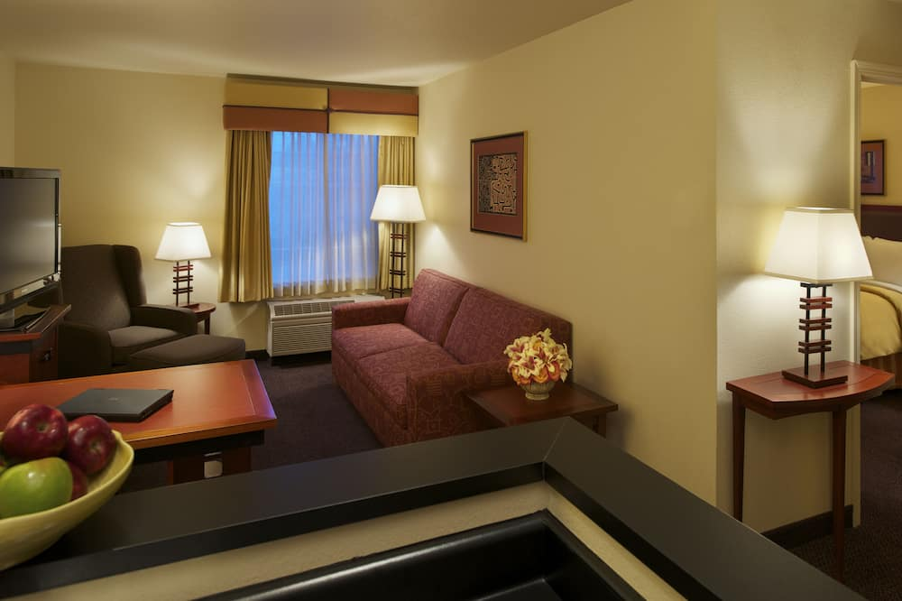 Executive Suite - Wohnbereich