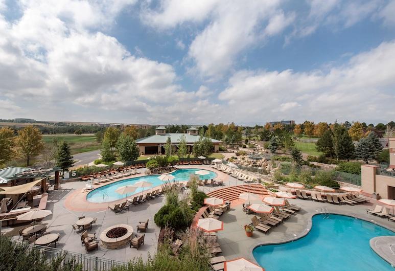 Omni Interlocken Hotel, Broomfield, Pool