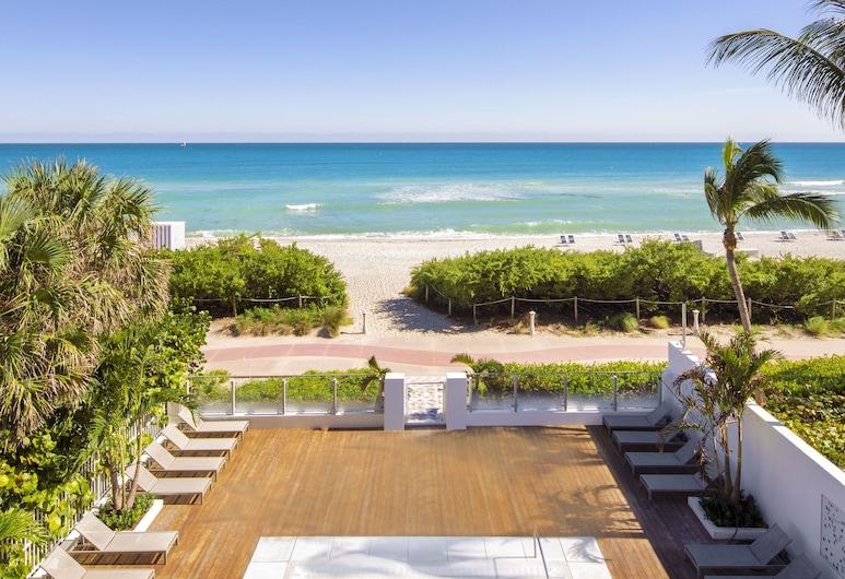 ザ ミモザ ホテル, マイアミ ビーチ, プール
