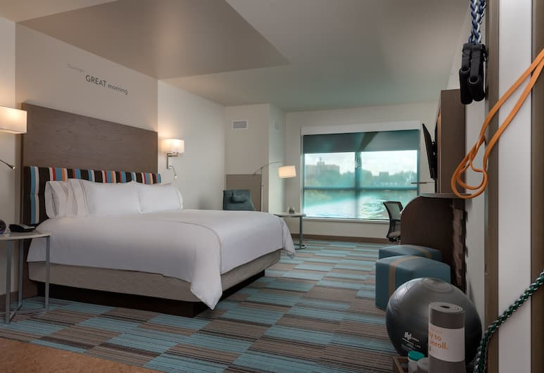 Even Hotels Ann Arbor, Ann Arbor, Standard Room, 1 King Bed, Non Smoking, Guest Room