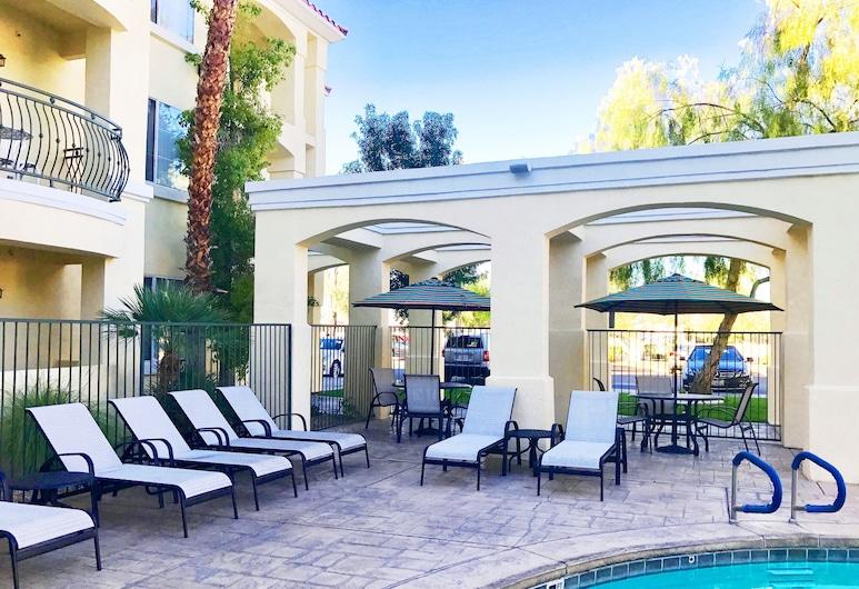 Club De Soleil All-Suite Resort, Las Vegas, Vonkajší bazén