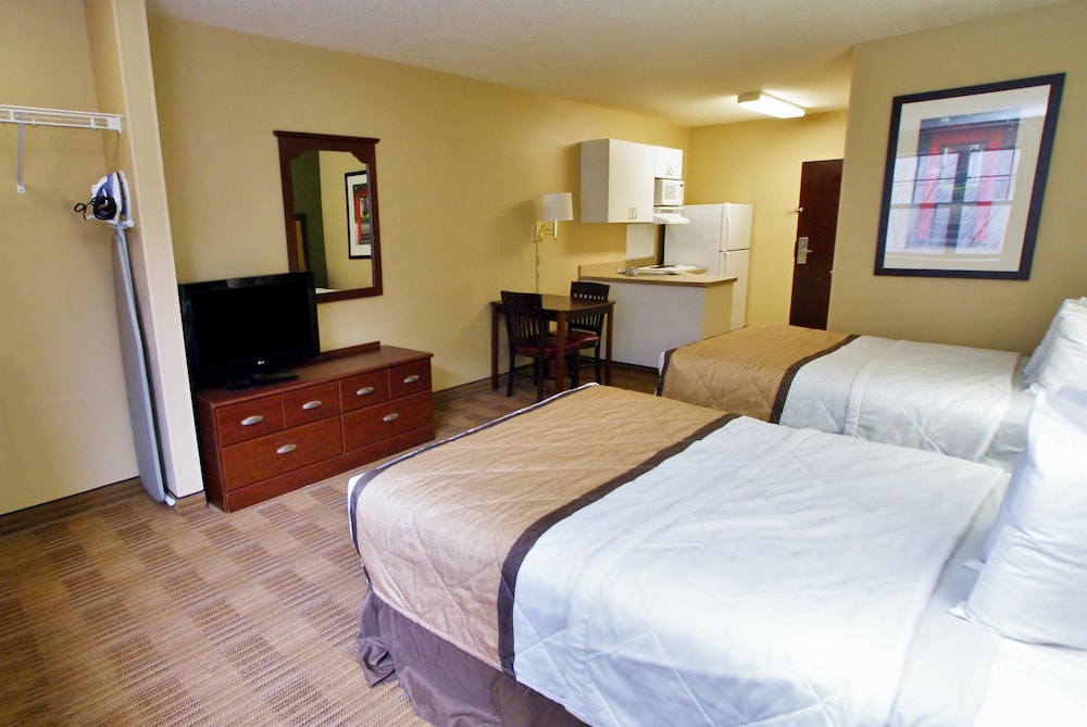 Extended Stay America Long Island Bethpage Studio 2 Full Beds
