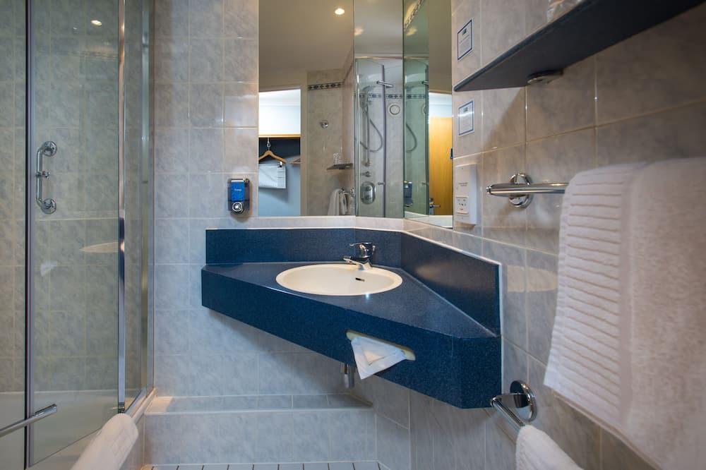 Standaard kamer, niet-roken - Badkamer