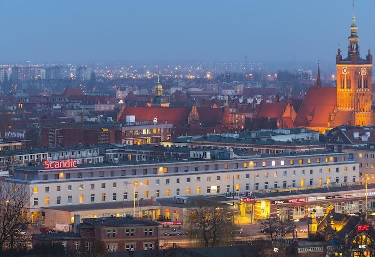 Scandic Gdansk, Danzica, Facciata hotel