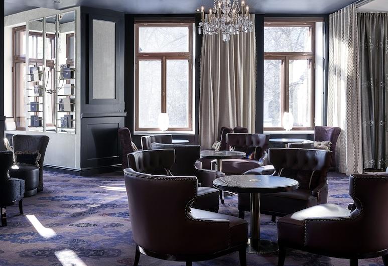 Hotel Kamp, Helsinki, Apartament typu Executive Suite, 1 sypialnia, Poczekalnia VIP