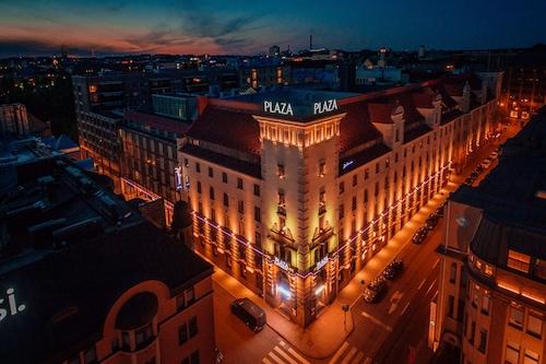赫爾辛基麗笙廣場酒店/