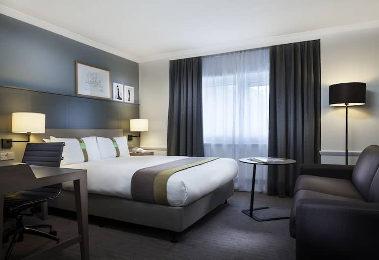 Holiday Inn London - Regent's Park, London, Executive-rum - 1 dubbelsäng - icke-rökare, Gästrum