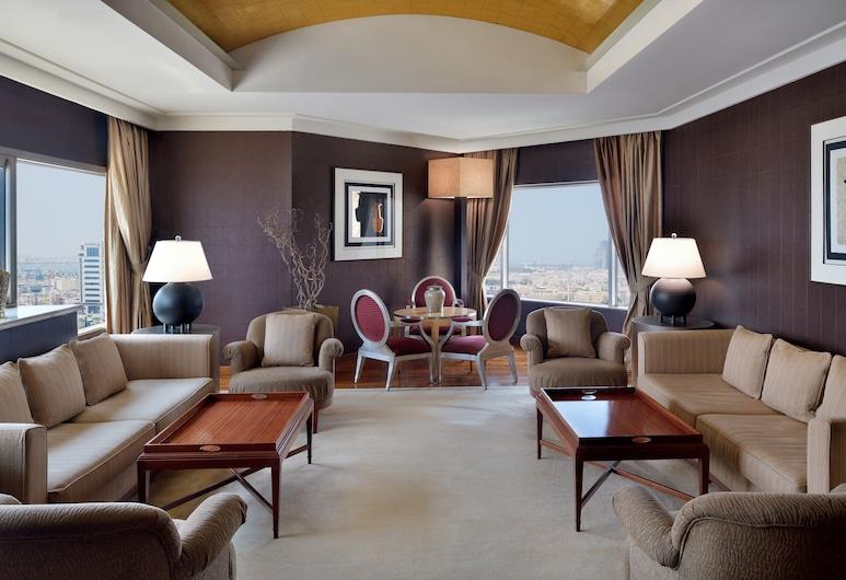 Sheraton Dammam Hotel & Convention Centre, Dammam, Junior-Suite, 1 Schlafzimmer, Hotelbar